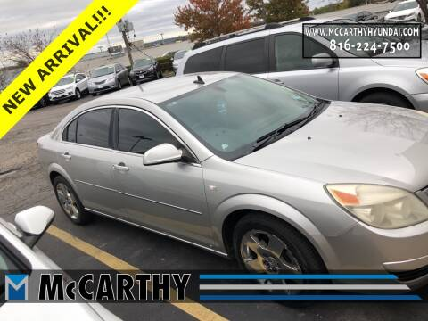 2008 Saturn Aura for sale at Mr. KC Cars - McCarthy Hyundai in Blue Springs MO