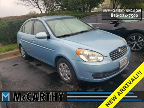 2009 Hyundai Accent for sale at Mr. KC Cars - McCarthy Hyundai in Blue Springs MO