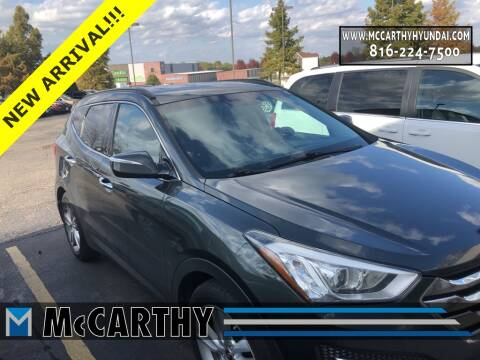 2013 Hyundai Santa Fe Sport for sale at Mr. KC Cars - McCarthy Hyundai in Blue Springs MO