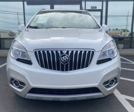 2013 Buick Encore for sale at Greenville Motor Company in Greenville NC