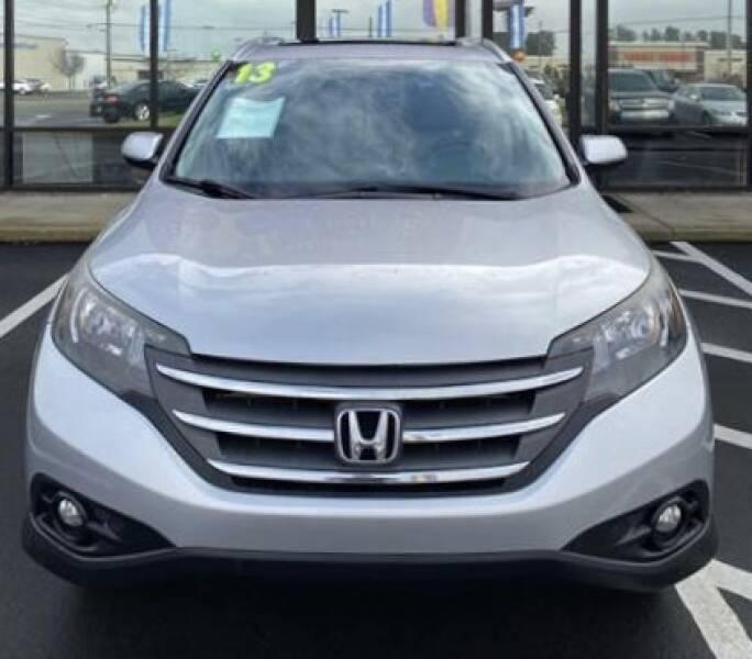 2013 Honda CR-V for sale at Greenville Motor Company in Greenville NC