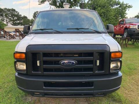 2011 Ford E-Series Cargo for sale at Greenville Motor Company in Greenville NC