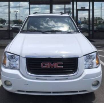 2004 GMC Envoy for sale at Greenville Motor Company in Greenville NC