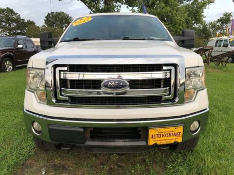 2013 Ford F-150 for sale at Greenville Motor Company in Greenville NC