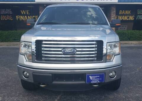 2012 Ford F-150 for sale at Greenville Motor Company in Greenville NC