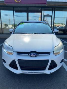 2013 Ford Focus for sale at Greenville Motor Company in Greenville NC