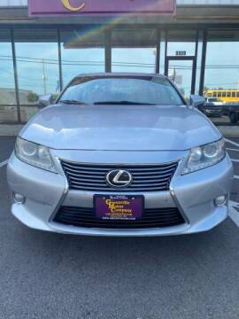 2013 Lexus ES 350 for sale at Greenville Motor Company in Greenville NC
