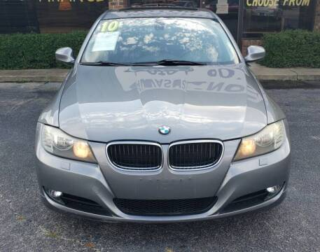 2010 BMW 3 Series for sale at Greenville Motor Company in Greenville NC