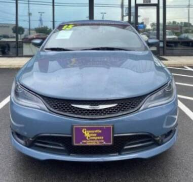 2015 Chrysler 200 for sale at Greenville Motor Company in Greenville NC