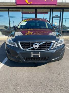 2013 Volvo XC60 for sale at Greenville Motor Company in Greenville NC