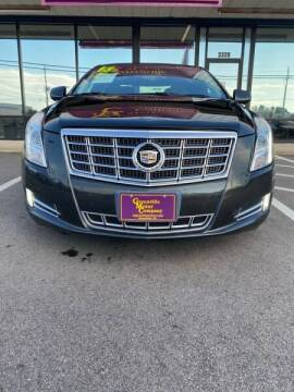 2013 Cadillac XTS for sale at Greenville Motor Company in Greenville NC