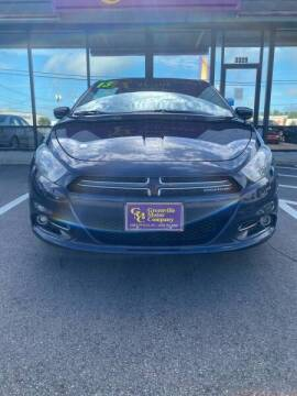 2013 Dodge Dart for sale at Greenville Motor Company in Greenville NC