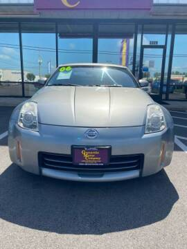 2006 Nissan 350Z for sale at Greenville Motor Company in Greenville NC