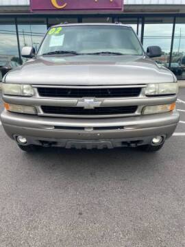 2003 Chevrolet Suburban for sale at Greenville Motor Company in Greenville NC