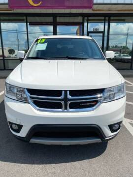 2015 Dodge Journey for sale at Greenville Motor Company in Greenville NC