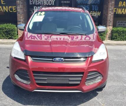 2014 Ford Escape for sale at Greenville Motor Company in Greenville NC