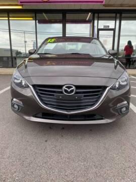 2015 Mazda MAZDA3 for sale at Greenville Motor Company in Greenville NC