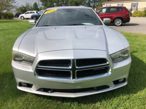 2012 Dodge Charger for sale at Greenville Motor Company in Greenville NC
