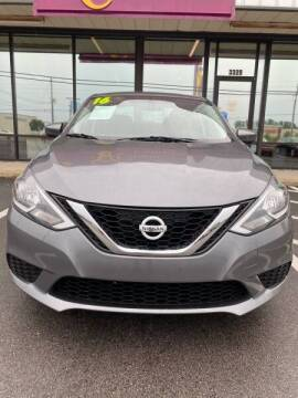 2016 Nissan Sentra for sale at Greenville Motor Company in Greenville NC