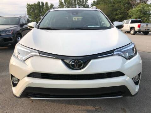 2018 Toyota RAV4 for sale at Greenville Motor Company in Greenville NC