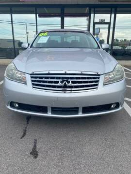 2006 Infiniti M35 for sale at Greenville Motor Company in Greenville NC