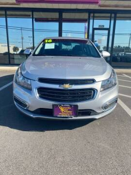 2016 Chevrolet Cruze Limited for sale at Greenville Motor Company in Greenville NC