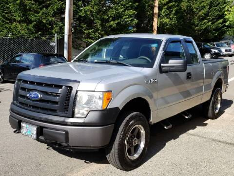 2010 Ford F-150 for sale at Halo Motors in Bellevue WA
