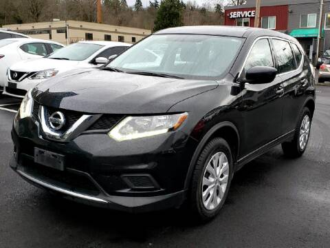 2016 Nissan Rogue for sale at Halo Motors in Bellevue WA