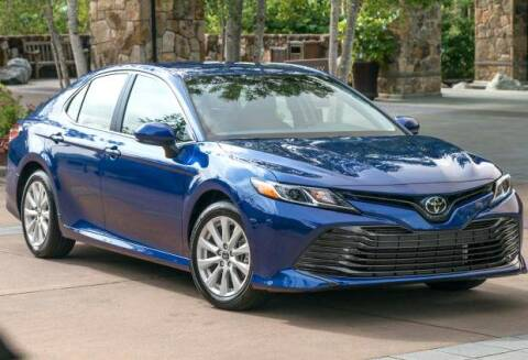 2019 Toyota Camry for sale at Halo Motors in Bellevue WA