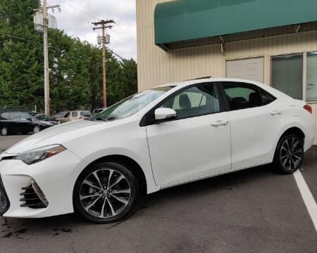 2018 Toyota Corolla for sale at Halo Motors in Bellevue WA