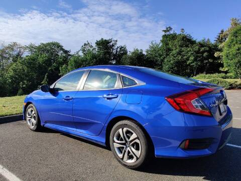 2018 Honda Civic for sale at Halo Motors in Bellevue WA