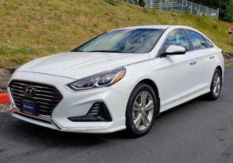 2018 Hyundai Sonata for sale at Halo Motors in Bellevue WA