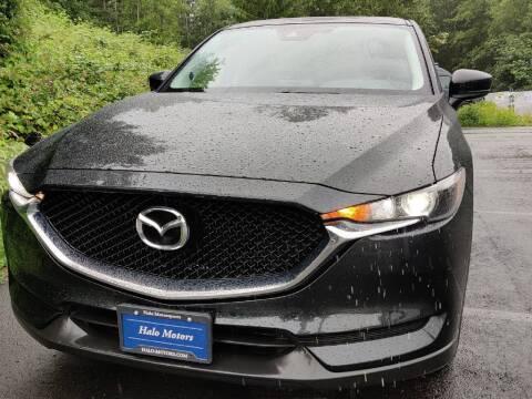 2017 Mazda CX-5 for sale at Halo Motors in Bellevue WA