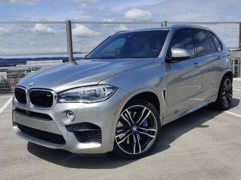 2015 BMW X5 M for sale at Halo Motors in Bellevue WA