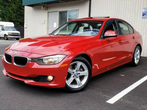 2013 BMW 3 Series for sale at Halo Motors in Bellevue WA