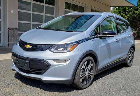 2017 Chevrolet Bolt EV for sale at Halo Motors in Bellevue WA