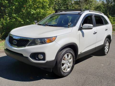 2013 Kia Sorento for sale at Halo Motors in Bellevue WA