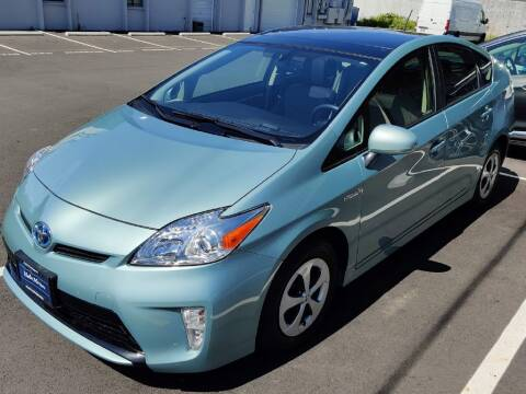 2015 Toyota Prius for sale at Halo Motors in Bellevue WA