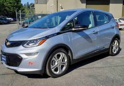 2017 Chevrolet Bolt EV for sale at Halo Motors in Bellevue WA