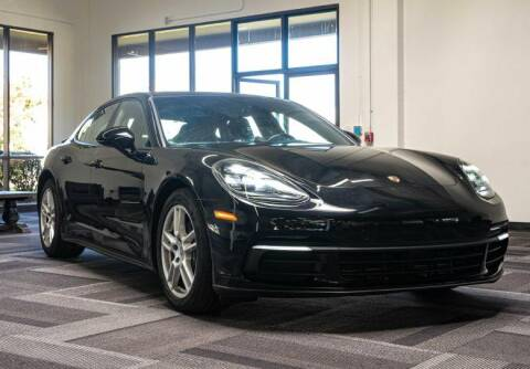 2018 Porsche Panamera for sale at Halo Motors in Bellevue WA