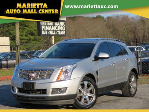 2011 Cadillac SRX for sale at Marietta Auto Mall Center in Marietta GA