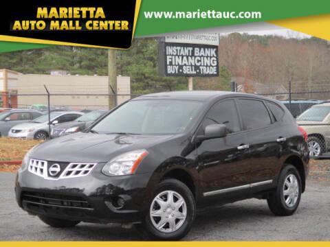 2015 Nissan Rogue Select for sale at Marietta Auto Mall Center in Marietta GA