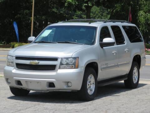2010 Chevrolet Suburban for sale at Marietta Auto Mall Center in Marietta GA