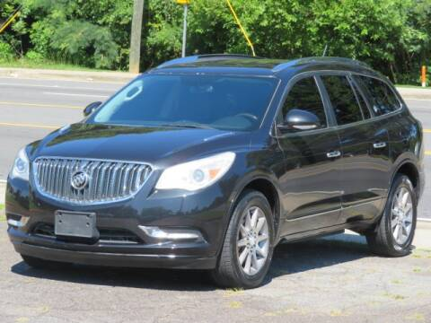 2013 Buick Enclave for sale at Marietta Auto Mall Center in Marietta GA