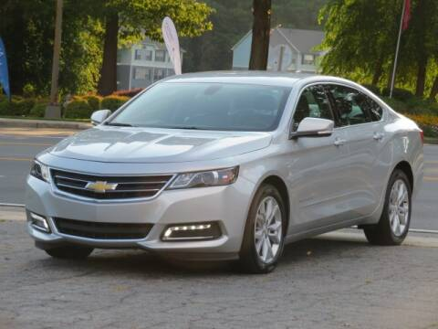 2018 Chevrolet Impala for sale at Marietta Auto Mall Center in Marietta GA