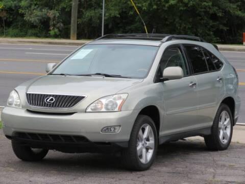 2005 Lexus RX 330 for sale at Marietta Auto Mall Center in Marietta GA