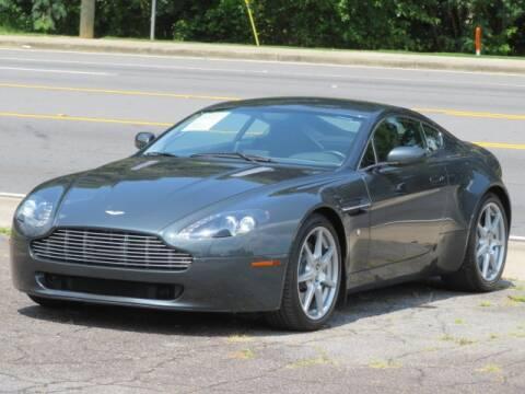 2008 Aston Martin V8 Vantage for sale at Marietta Auto Mall Center in Marietta GA