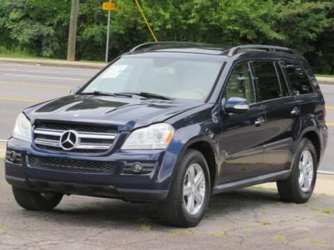 2008 Mercedes-Benz GL-Class for sale at Marietta Auto Mall Center in Marietta GA