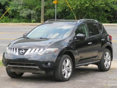 2010 Nissan Murano for sale at Marietta Auto Mall Center in Marietta GA