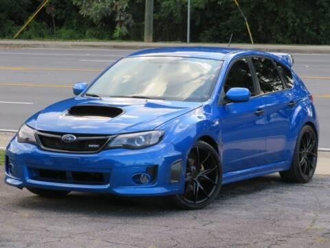 2014 Subaru Impreza for sale at Marietta Auto Mall Center in Marietta GA